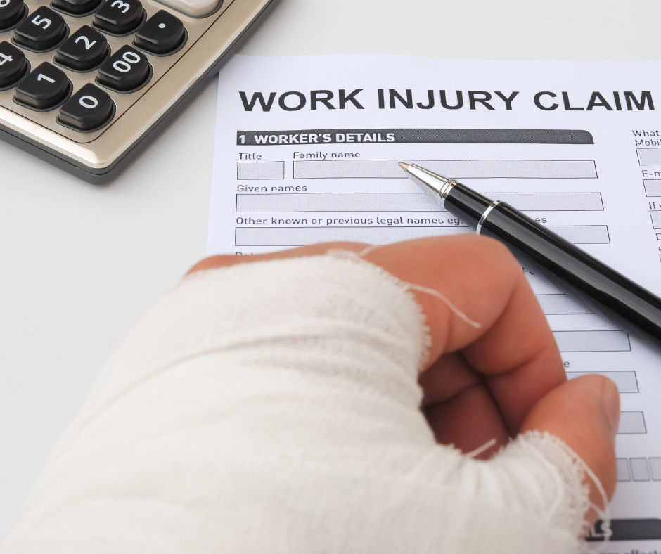 Workers Comp Hand Injury On Long Island